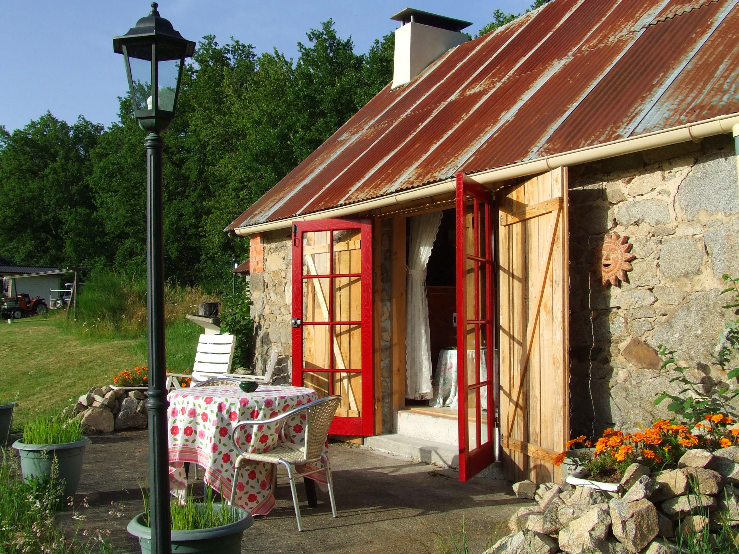 Gite camping Le Soustran