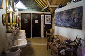 toiletgebouw camping le soustan