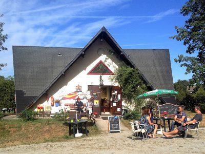 Kleinschalige camping Le Soustran