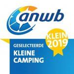 ANWB logo kleine camping Camping Le Soustran
