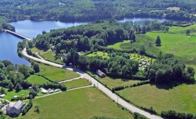 Camping Le Soustran Lac de la Triouzoune